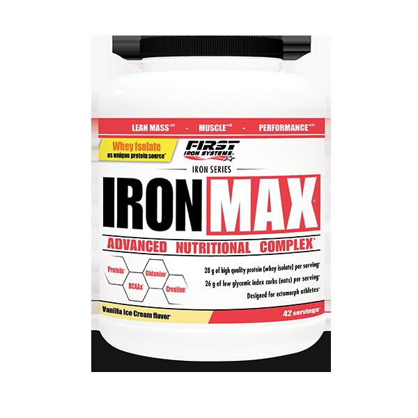 Iron Max 2020
