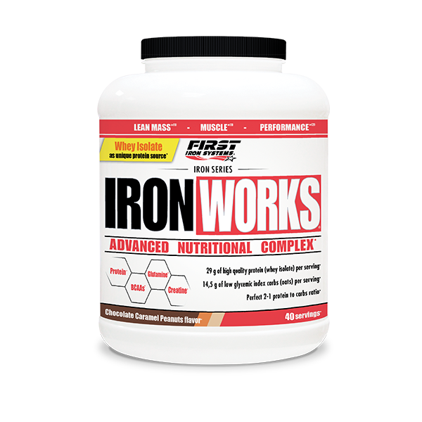 Iron Works 2020